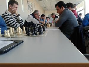 Equipo de ajedrez de Alcobendas D 14-15